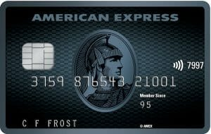 American Express Explorer Damage Waiver Insurance
